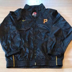 Nike Pittsburgh Pirates wind jacket